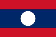 Flag Laos