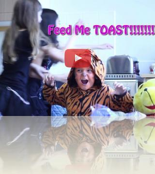Feed Me Toast