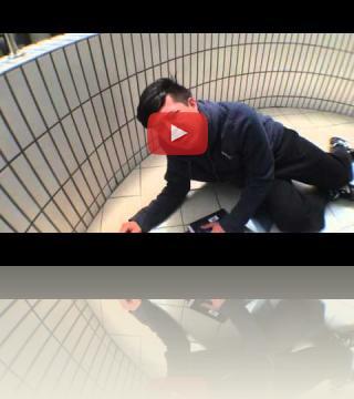 國際大學拍片運動-韋恩的氧氣罩