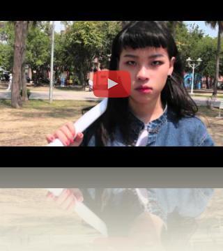 國際大學拍片運動 松坂米澤肉--強致分手