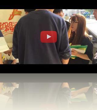 麻油雞炒茼蒿7pupu 側拍影片
